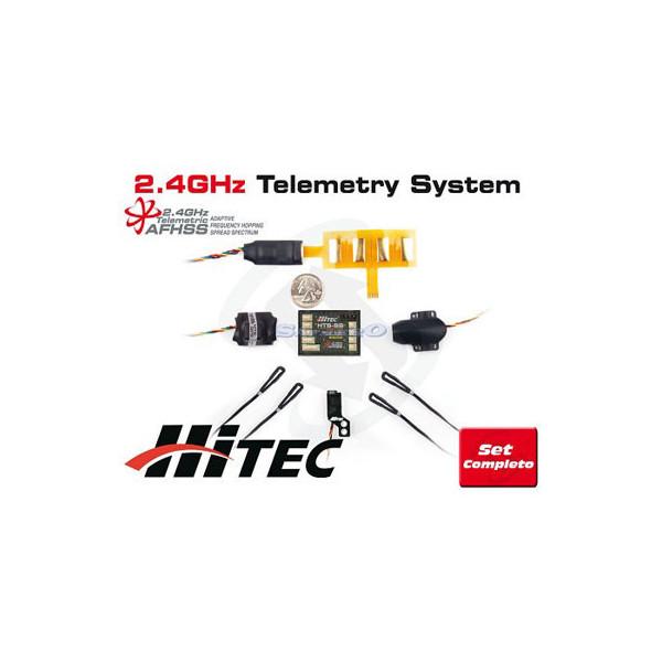 Hts-ss Combo Pack Completo Telemetria